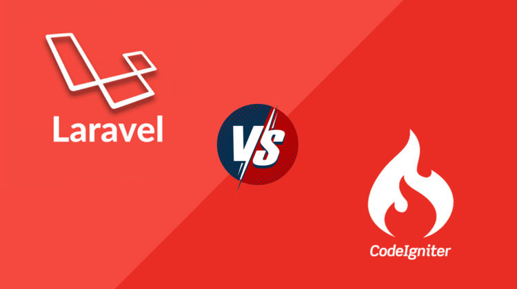 laravel-vs-codeigniter