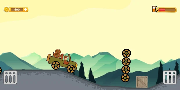 Hill Racing - Car Games For Android